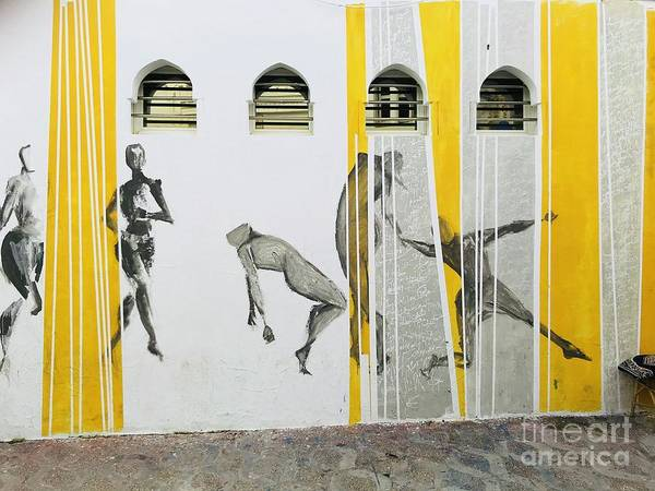 Asilah Wall Art - Photograph - Body In Motion by Winter Nicole Monroe