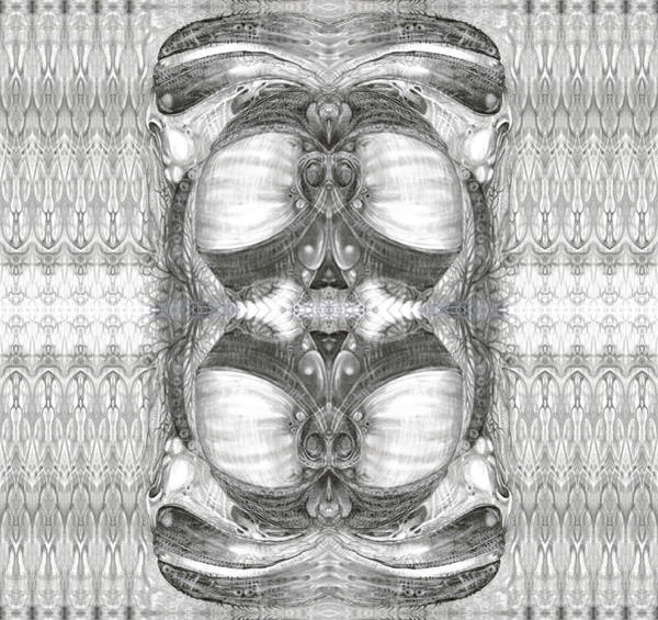 Photograph - Bogomil Variation 2 by Otto Rapp