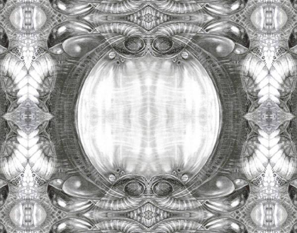 Digital Art - Bogomil Variation 3 by Otto Rapp