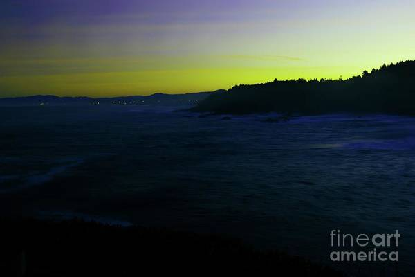 Wall Art - Photograph - Boiler Bay At First Light by Jeff Swan