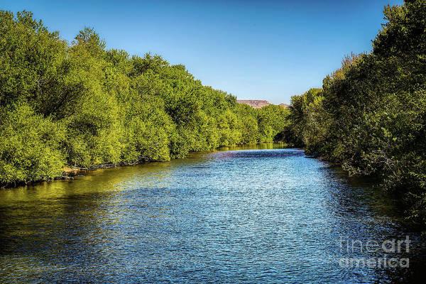 Photograph - Boise River by Jon Burch Photography