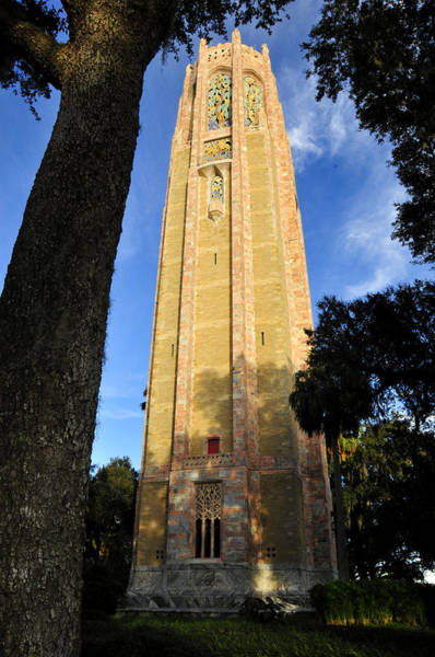 Wall Art - Photograph - Bok Tower Landscape by David Lee Thompson