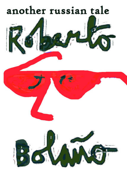 Drawing - Bolano Russian Tale  Poster by Paul Sutcliffe