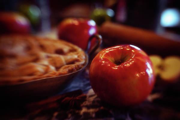 Wall Art - Photograph - Bold Apple Pie by Marnie Patchett