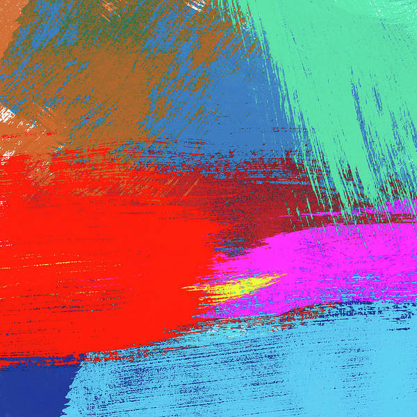 Painting - Bold Strokes by Portraits By NC