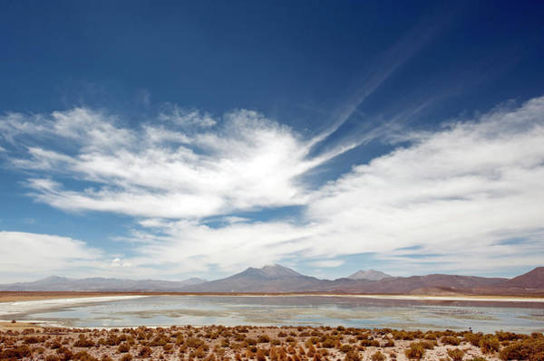 Wall Art - Photograph - Bolivian Altiplano, Bolivia by Anthony Asael