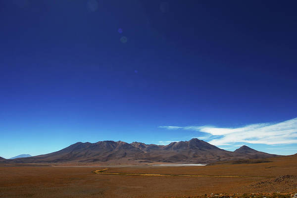Wall Art - Photograph - Bolivian Desert, Bolivia by Anthony Asael