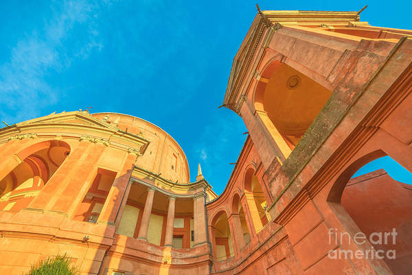 Photograph - Bologna San Luca Sanctuary by Benny Marty