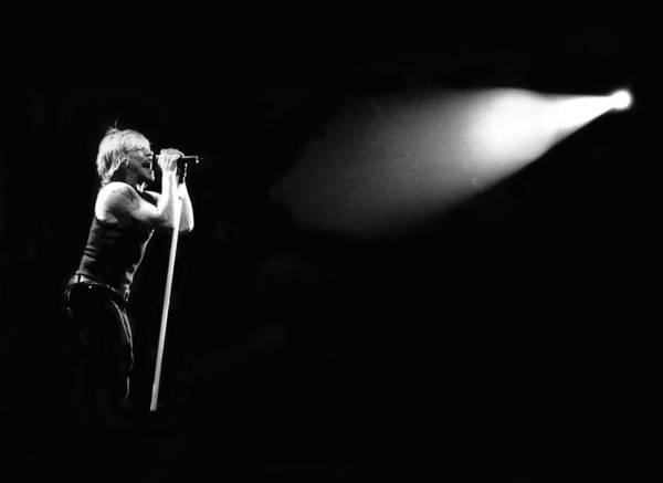 Wall Art - Photograph - Bon Jovi Performing by Stephen Albanese