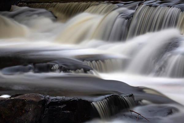 Photograph - Bond Falls 13 by Heather Kenward