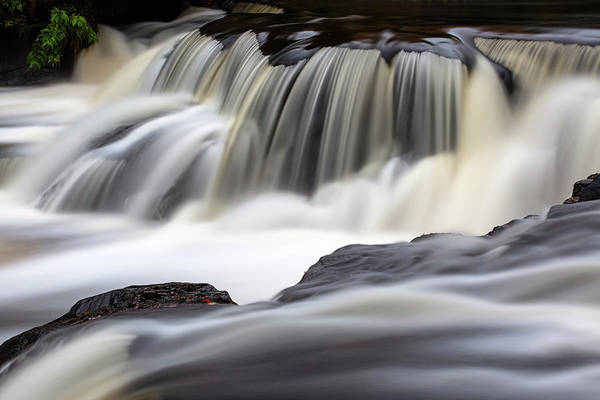 Wall Art - Photograph - Bond Falls 14 by Heather Kenward