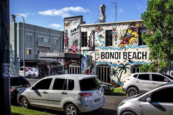 Wall Art - Photograph - Bondi Bohemian by Az Jackson