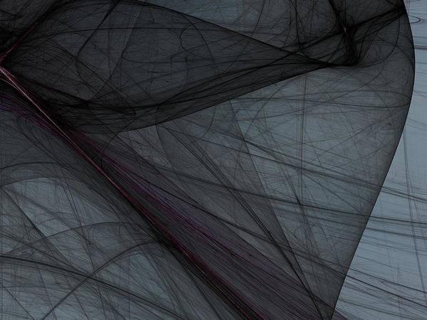 Digital Art - Bone Grope by Jeff Iverson