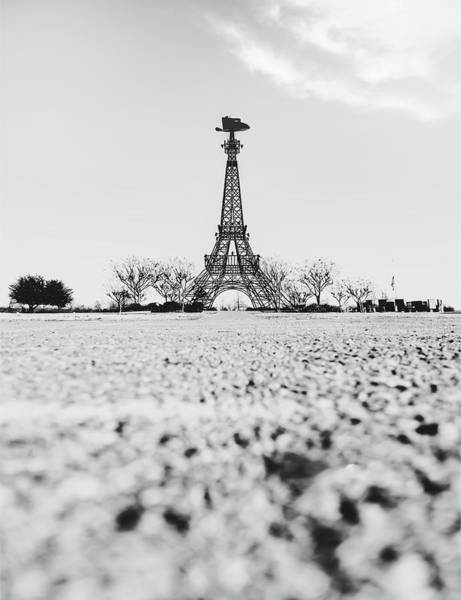Photograph - Bonjour Y'all by Peter Hull