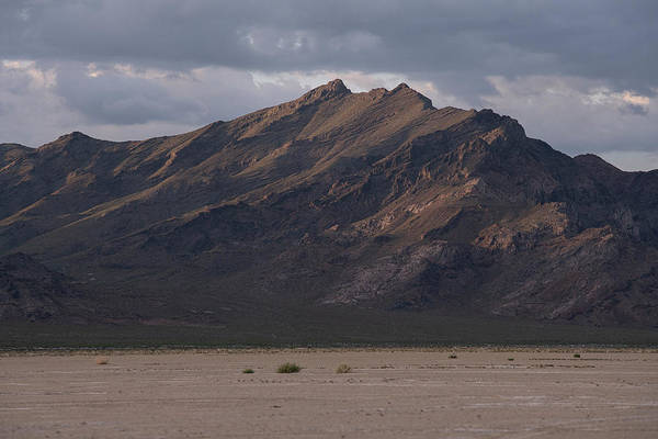 Photograph - Bonneville Mountains  by Roy Nelson