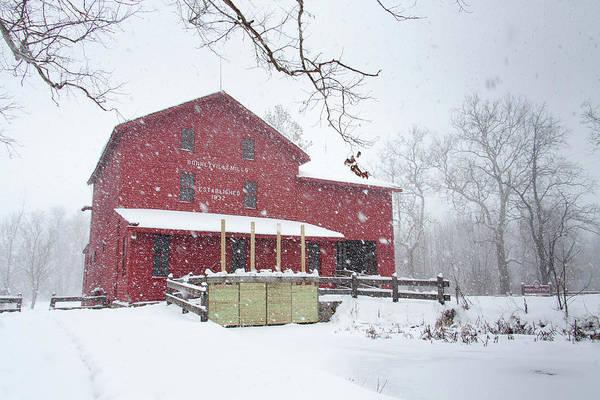 Bonneyville Mill Wall Art - Photograph - Bonneyville Mill by Jason Champaigne