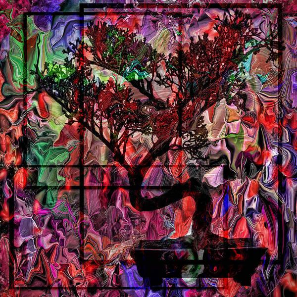 Bonsai Tree Digital Art - Bonsai Tree by Tim Palmer
