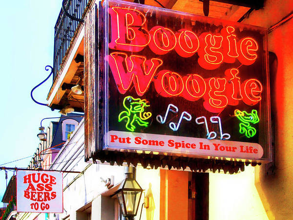 Photograph - Boogie Woogie by Dominic Piperata