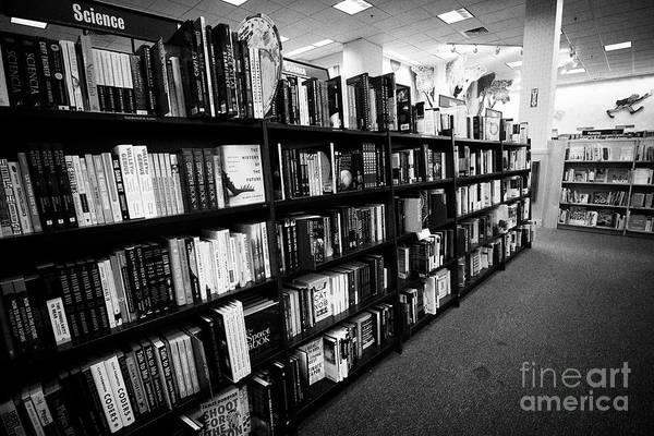 Wall Art - Photograph - book store in St Johns Town Center Jacksonville Florida USA by Joe Fox
