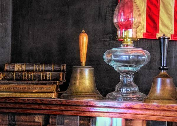 Photograph - Books And Bells by Jack Wilson