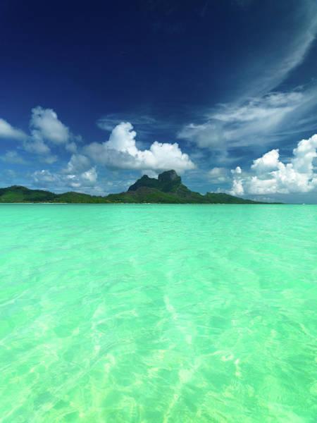 Wall Art - Photograph - Bora-bora Islands Paradise by Mlenny