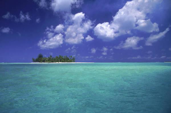 Luxury Photograph - Bora Bora Lagoon, Pacific Islands by Mitch Diamond