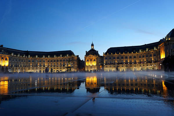Photograph - Bordeaux 6 by Andrew Fare