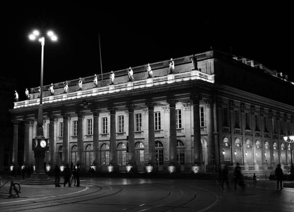 Photograph - Bordeaux 7b by Andrew Fare