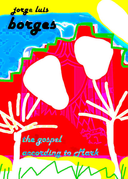 Drawing - Borges Tgatm  Poster  by Paul Sutcliffe