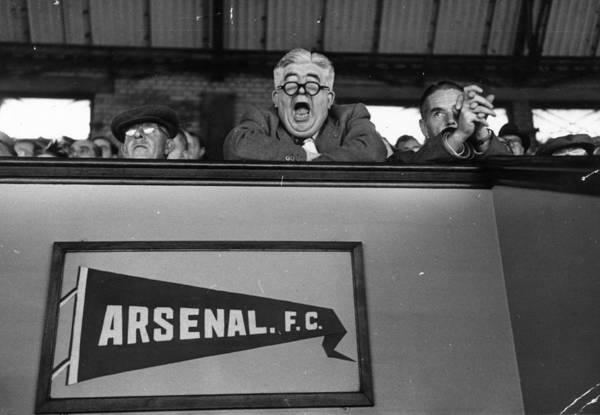 Sign Photograph - Boring Arsenal by George Douglas