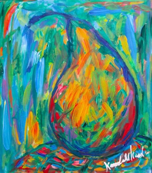 Painting - Bosc by Kendall Kessler