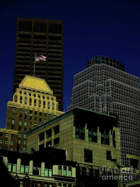 Photograph - Boston Architecture #3 by Marcia Lee Jones