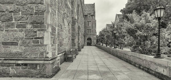 Chestnut Hill Photograph - Boston College Building, Chestnut Hill by Panoramic Images