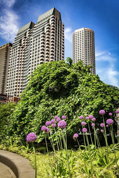 Photograph - Boston Series 4848 by Carlos Diaz