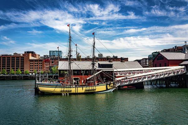 Photograph - Boston Series 4856 by Carlos Diaz