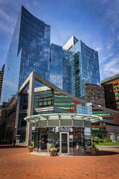 Photograph - Boston Series 4859 by Carlos Diaz