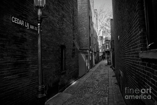 Photograph - Boston. Streets Of The City In Winter by Joaquin Corbalan