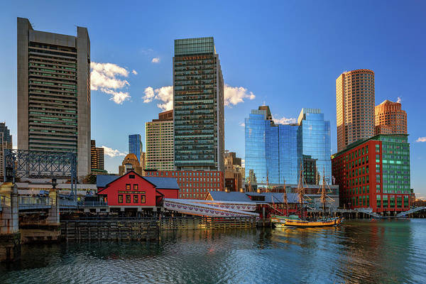 Photograph - Boston Tea Party by Rick Berk