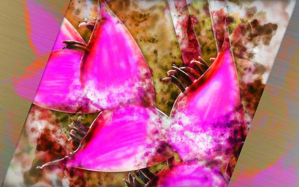 Mixed Media - Botanical Garden by Marvin Blaine