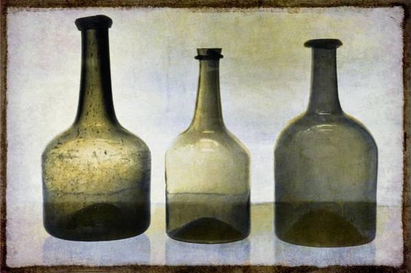 Research Painting - Bottle by ArtMarketJapan
