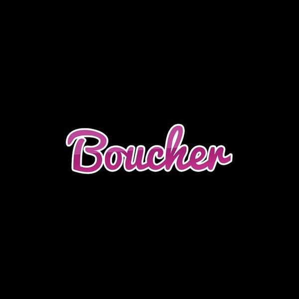 Boucher Wall Art - Digital Art - Boucher #boucher by TintoDesigns