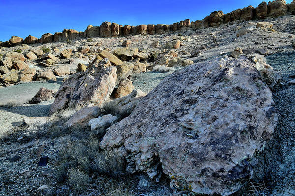 Photograph - Boulder Field At Red Point In Grand Junction by Ray Mathis