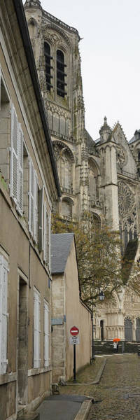 Photograph - Bourges 2 by Andrew Fare