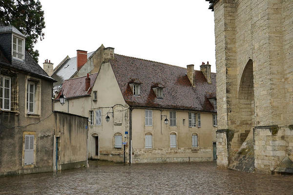 Photograph - Bourges 4 by Andrew Fare