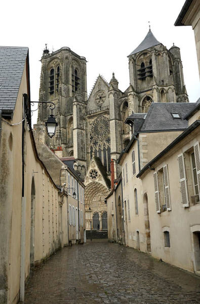 Photograph - Bourges 6 by Andrew Fare