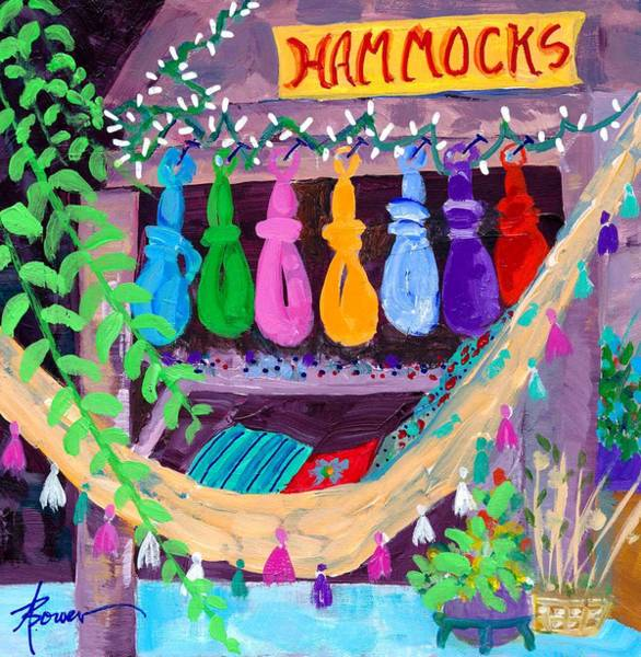 Painting - Boutique, A Shop In Santa Fe by Adele Bower