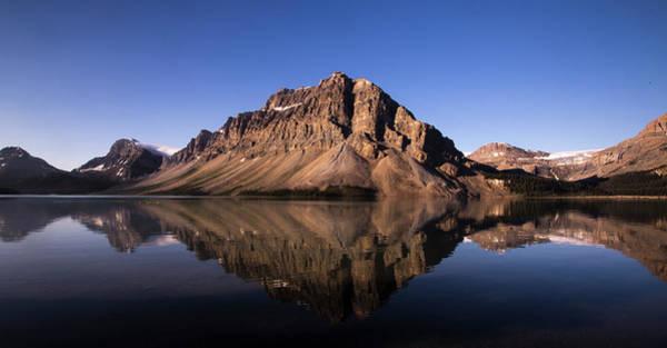 Bow River Wall Art - Photograph - Bow Lake, Banff National Park, Alberta by Glenn Ross Images