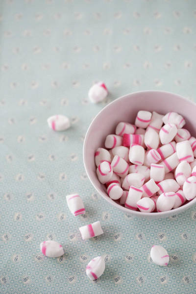 Photograph - Bowl Of Sweets by Elin Enger