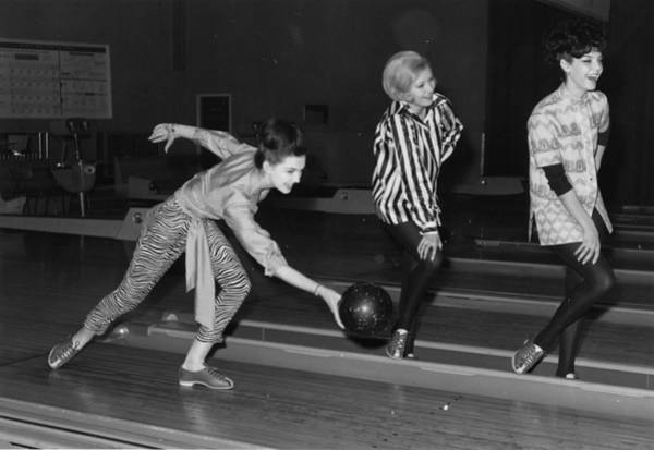 Ball Photograph - Bowling Clothing by Reg Speller