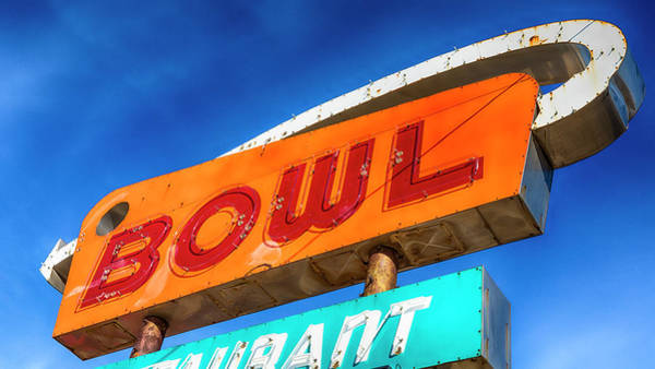 Wall Art - Photograph - Lets Go Bowling by Stephen Stookey